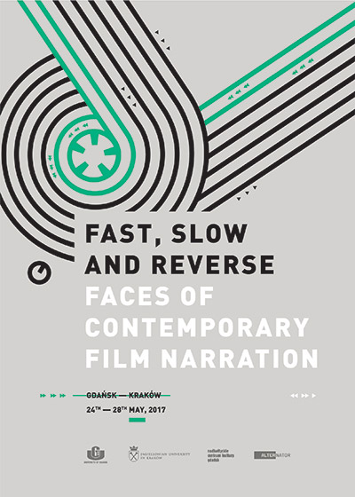 fast slow reverse conference design poster wolski